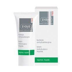 Ziaja - Med * Krem redukujący trądzik * 50 ml