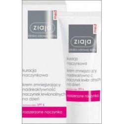 Ziaja - Med * Kuracja naczynkowa-krem na dzień * 50 ml
