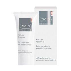 Ziaja - Med * Lipidowy krem na dzień i na noc * 50 ml
