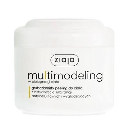 Ziaja Multimodeling * gruboziarnisty peeling do ciała * 200 ml