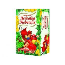 Diabetefix - herbatka * 20 saszetek