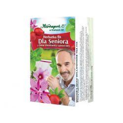 Herbapol * Herbatka fix - dla seniora * 20 saszetek
