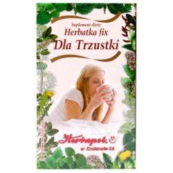 Herbapol * Herbatka fix - dla trzustki * 20 saszetek