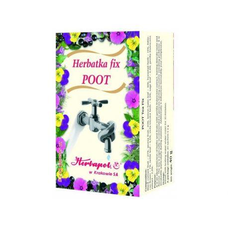 Herbapol * Herbatka fix - Poot * 20 saszetek
