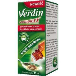 Verdin Complexx  * Krople trawienne * 40 ml