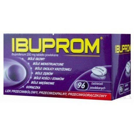Ibuprom - 0,2 g * 96 tabletki
