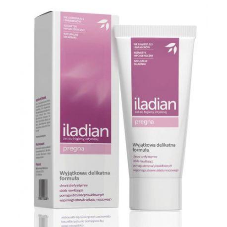 Iladian -Pregna * Żel do higieny intymnej - 180 ml