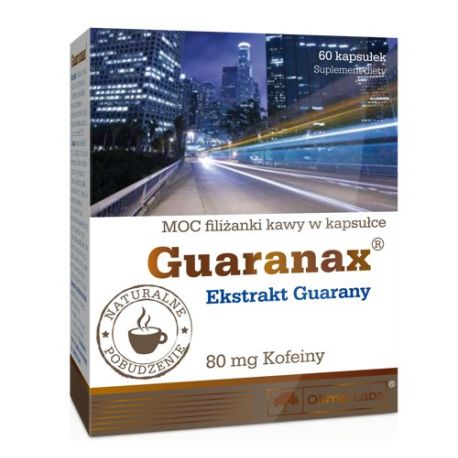 Olimp Guaranax *  60 kaps