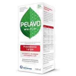 Pelavo Multi 3+ * Przeziębienie i Grypa * 120 ml