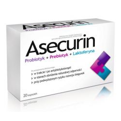 Asecurin * 20 kaps