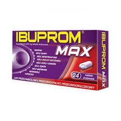 Ibuprom Max - 400 mg * 24 tabletki