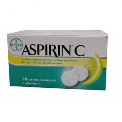 Aspirin C * 20 tabl musujacych