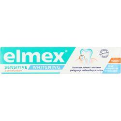 Elmex Sensitive Whitening * pasta do zębów * 75 ml