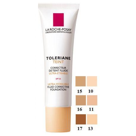 La Roche Toleriane Teint * Podkład korygujący 15 SPF 25 * 30 ml