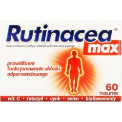 Rutinacea Max * 60 tabletek