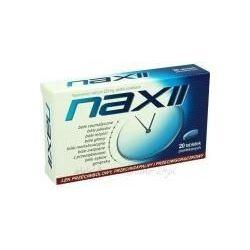 Naxii - 220 mg * 20 tabletek