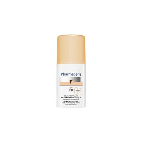 Pharmaceris F * Fluid kryjący 01 Ivory SPF 20 * 30 ml