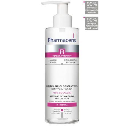 Pharmaceris R Puri-Rosalgin * Żel myjący do twarzy * 190 ml