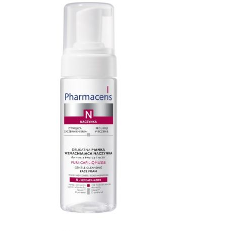 Pharmaceris N Puri- Capiliqmusse * Pianka do twarzy wzmacniająca naczynka * 150 ml