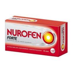 Nurofen Forte - 400 mg *  48 tabletek