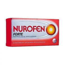 Nurofen Forte - 400 mg * 24 tabletki
