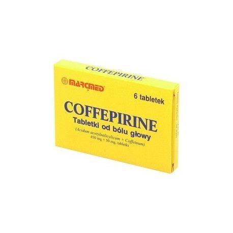 Coffepirine * 6 tabletek