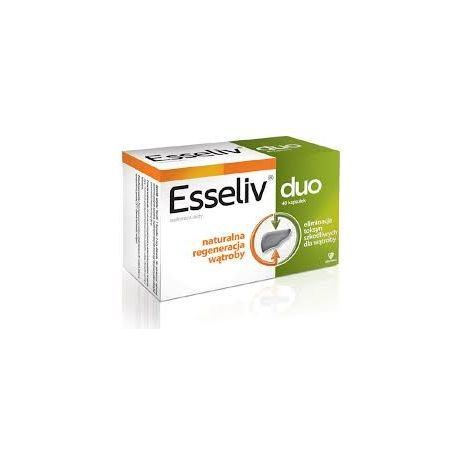 Esseliv Duo * 40 kaps