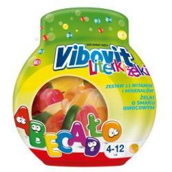 Vibovit Literki - żelki *  50 szt