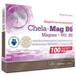 Olimp Chela - Mag B6 * 30 kaps