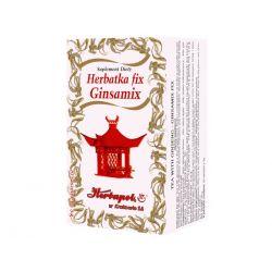 Herbapol * Herbatka fix - Ginsamix * 20 saszetek