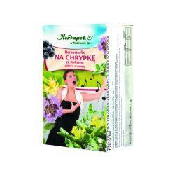 Herbapol * Herbatka fix -  Na chrypkę ze Stuliszem * 20 saszetek