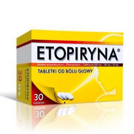 Etopiryna * 30 tabletek
