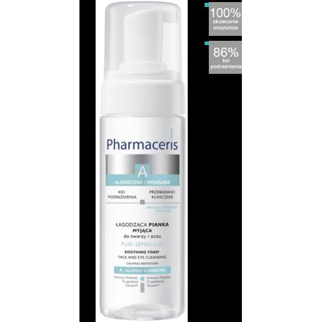 Pharmaceris A Puri -Sensilium * Pianka oczyszczająca do twarzy * 150 ml