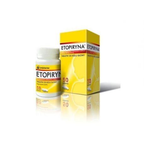 Etopiryna  * 50 tabletek