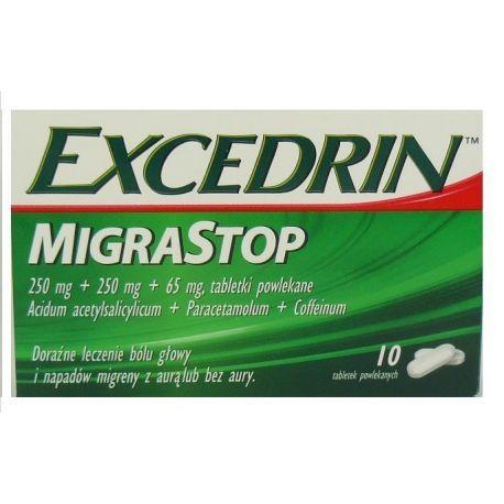 Exedrin Migra Stop * 10 tabletek