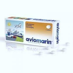 Aviomarin 50 mg * 5 tabletek