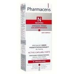 Pharmaceris N Active- Capilaril * Krem wzmacniająco-kojący * 30 ml