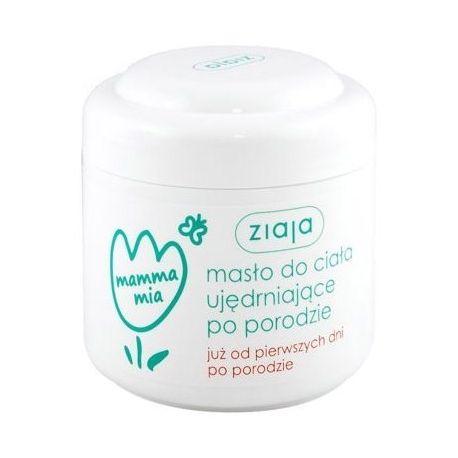 Ziaja - Mamma Mia  * masło ujędrniające  po porodzie * 200 ml