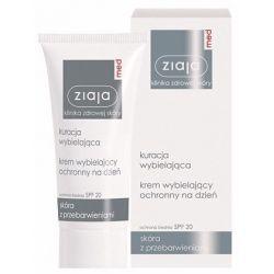 Ziaja - Med * Krem wybielający - na dzień * 50 ml