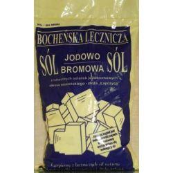 Bocheńska lecznicza sól * Jodowo - Bromowa * 1 kg