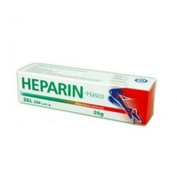 Heparin Hasco - żel * 35 g