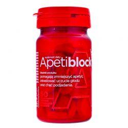 Apetiblock * Tabletki musujace do ssania * 50 szt