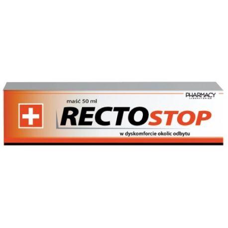 Rectostop - maść doodbytnicza * 50 g