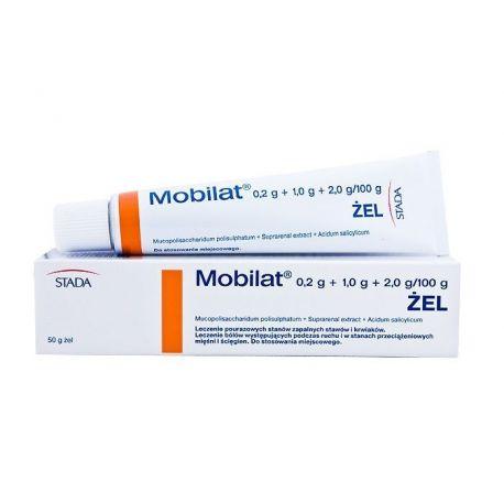 Mobilat - żel -  50 g