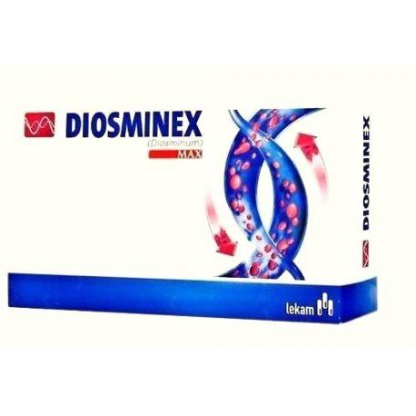 Diosminex Max 1 g * 30 tabl