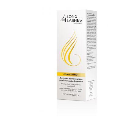 Long 4 Lashes *Odżywka wzmacniająca przeciw wypadaniu włosów - 200 ml