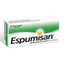 Espumisan 40 mg * 100 kaps