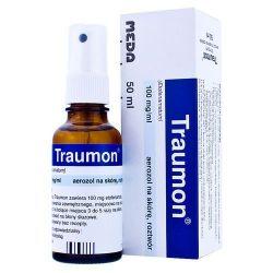 Traumon 10% - aerozol na skórę * 50 ml