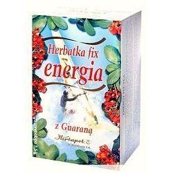 Herbapol * Herbatka fix -  Energia z guaraną * 20 saszetek