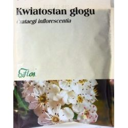 Zioła do zaparzania - Kwiatostan głogu * 50 g